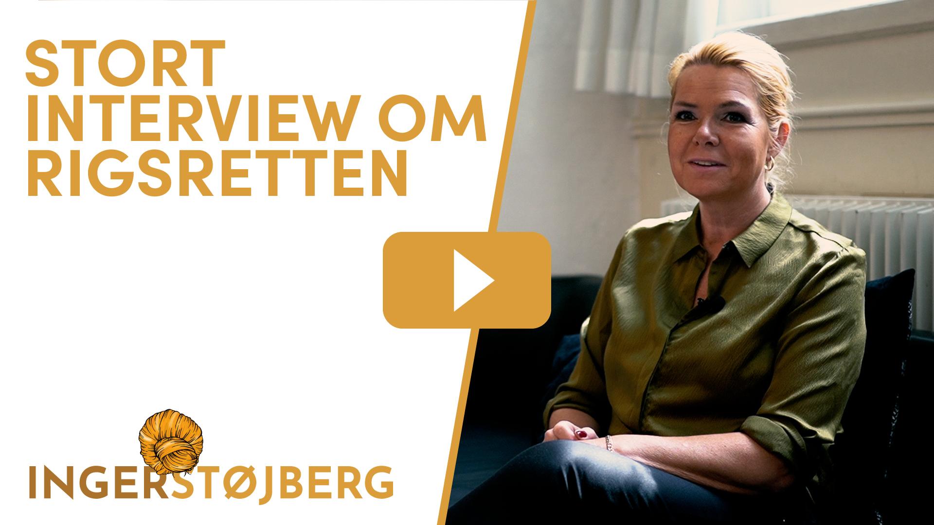 Stort interview om Rigsretten